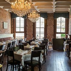 Cotton Row, Huntsville, AL | 2013 Best Restaurants in the South - Southern Living Mobile