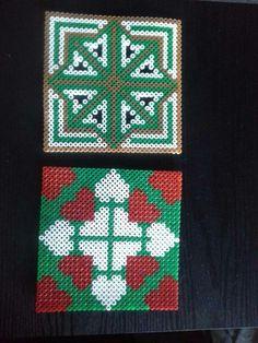 Hama perler bead designs by Susanne Damgård Sørensen