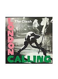 The Clash - London Calling Vinyl LP