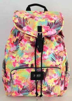 Victoria Secret Mochila Maleta Backpack Colores Pink Amyglo