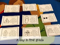 Summer packets for first graders to keep them sharp-- includes rewards, parent letters, and multiple ideas!