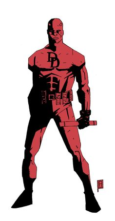 Daredevil - Luke Parker a. Daredevil Artwork, Daredevil Elektra, Marvel Comics Art, Marvel Comic Universe, Superhero Villains, Marvel Characters, Comic Books Art, Comic Art, Detective