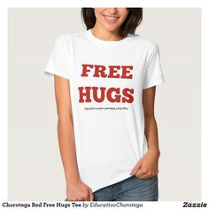 Free Hugs Women's Basic T-Shirt SOLD, thank you to the customer in Colorado.