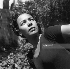 Dorothy Dandridge photographed looking gorgeous outdoors on September (Photo by Archive Photos/Getty Images) Dorothy Dandridge, Old Hollywood Stars, Hollywood Glamour, Black Is Beautiful, Looking Gorgeous, Beautiful Things, Beautiful People, Beautiful Women, Ms Jones