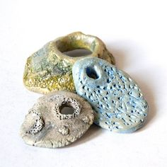 Inspiration Handmade ceramic bead coolvintage by CoolVintage