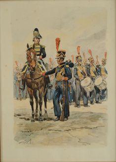 Marinai della guardia imperiale francese