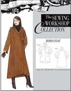 sewing workshop soho coat