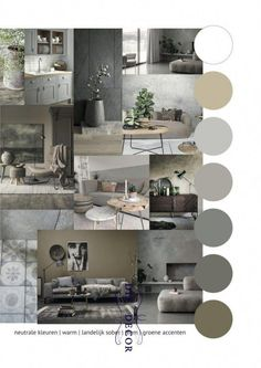 Portfolio 12 Stoere woonkamer THUIS interieur & woondeco Portfolio 12 Stoere woonkamer THUIS interieur & woondeco The post Portfolio 12 Stoere woonkamer THUIS interieur & woondeco appeared first on Wohnzimmer ideen. Home Living Room, Interior Design Mood Board, Home, Living Room Colors, House Interior, Interior Design Living Room, Home Interior Design, House Interior Decor, Interior Paint Colors For Living Room