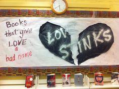 "Display: ""Love Stinks!"""