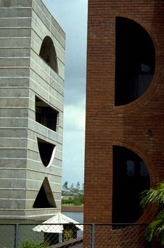 Louis Kahn, National Assembly in Dacca, Bangladesh, India. 1962 SHARE YOUR TRAVEL EXPERIENCE ON www.thetripmill.com! Be a #tripmiller!