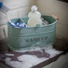 Wash Up Tidy - Shutter Blue