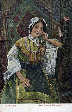 Jewish Woman in Morocco