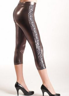 Liquid leggings with mesh insert. Buy it Now $12.99 – uhsupply