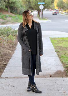 San Diego Style Blogger, best of san diego fashion bloggers, san diego street style, long cardigan