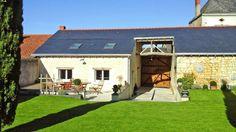 Gite rural Maine et Loire, dans le joli village du Puy Notre Dame