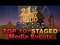 SCRIPT - Top 10 Staged Media Events! - YouTube