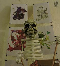 Costelinha, personagem do Teatro do Improviso com Bonecos