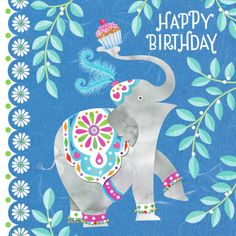 Helen Rowe - Elephant and Cup Cake.jpg