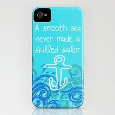 Smooth Sea iPhone Case by Kayla Gordon