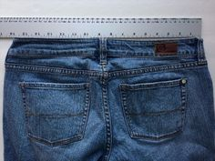 15.29$  Watch now - http://vigvn.justgood.pw/vig/item.php?t=vw3dfi49397 - Bullhead Jeans Size 7 Reg. Bootcut Laguna Women's Stretch Denim Dungarees