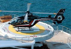 AgustaWestland's 109 Power Elite was designed with corrosive marine environments in mind.