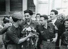 Voluntarios de la División Azul - 13/07/1941.