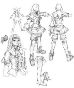 Soul Calibur V Concept Art