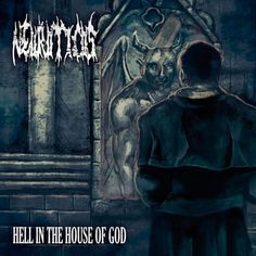 NEUROTICOS: Check out the cover, title and tracklist of the new EP – Metal Media – With the material ready to be launched, the Japanese-Brazilian NEUROTICOS features the title and cover of the new EP. The work was called 'Hell In The House Of God' and had the cover created by the Japanese artist Devri Art (www.facebook.com/devriart). 'Hell In The House Of God' was recorded at Void)))Lab...