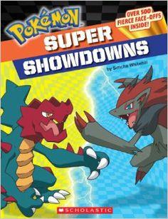 Pokemon: Super Showdowns: Simcha Whitehill: 9780545483445: Amazon.com: Books