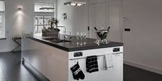 smalle open keuken modern - Google zoeken