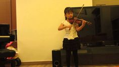 Vivaldi Four Season's Spring; preparing for her ABRSM Grade 8 examination. See more of this young violinist #from_mktwong