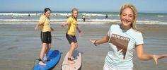 Surf & Sun for Surf Lessons at Middleton