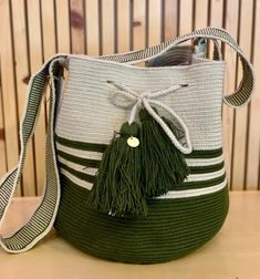 Artisan-made Cross Body Bags – The Riviera Towel Company Crossbody Bag, Tote Bag, Beautiful Bags, Wardrobe Staples, Drawstring Backpack, Night Out, Diaper Bag, Hand Weaving, Artisan