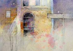 Palermo Geraniums by John Lovett