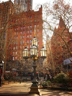City Hall Park, Civic Center, New York City 6 | Flickr - Photo Sharing!