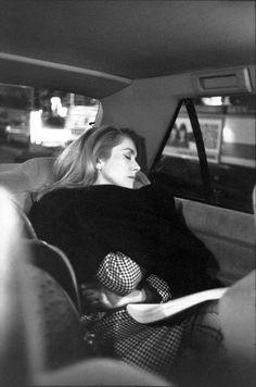 Catherine Deneuve @Marie-Laure De Decker #marielaurededecker #photography #grandreporter
