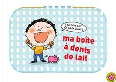Boite à dent de lait derriere la porte - Tout pour le Bébé  - CREA.64 Oloron Objet du quotidien, cadeau et décoration - Voir en grand