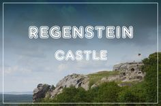 Friday afternoon finally the sun came up again and we decided to use the time for a short trip (about 40 minutes) to explore the ruined castle Regenstein. We have been talking about visiting it…