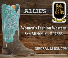 af13a14e631 24 Best Dan Post Women's Cowboy Boots images in 2014   Women's shoe ...