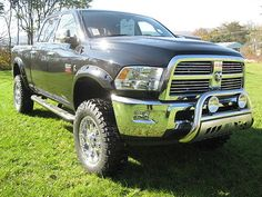 2012 Ram 2500 Diesel Rocky Ridge Conversion.  View this vehicle at, http://www.conversionsforsale.com
