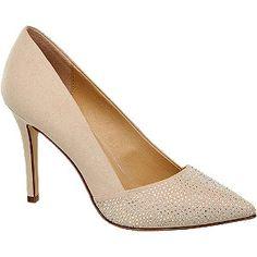 high heels g nstig kaufen graceland pumps f r women in grau schuhe chice sportliche und. Black Bedroom Furniture Sets. Home Design Ideas