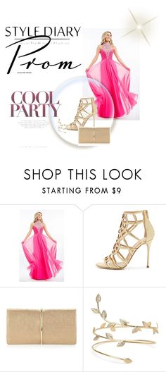 """""""style ;)"""" by lalle-mila ❤ liked on Polyvore featuring Rachel Allan, Sergio Rossi and Nina Ricci"""
