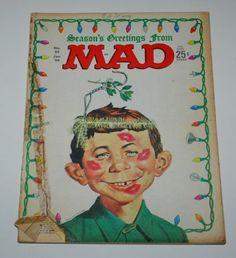 Mad Magazine No. 92 Jan. 1965
