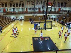 THe Marion Crawley Center.Jeff Bronchos home gym High School Basketball, Basketball Court, Gym, Sports, Hs Sports, Excercise, Sport, Gymnastics Room, Gym Room