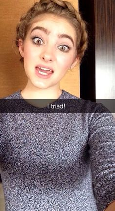 Willow Shields | snapchat