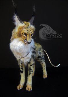 Dodge the Cheetah Room Guardian by AnyaBoz.deviantart.com on @deviantART