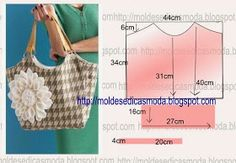 hand bag pattern.   ♥...Nims....♥