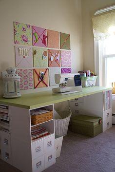 Craft desk!