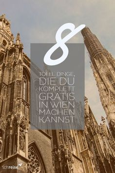 8 tolle Dinge, die du komplett gratis in Wien machen kannst - ichreise Would you like to get to know our beautiful capital from all sides? There is enough to discover in Vienna. Europe Destinations, Europe Travel Tips, Honeymoon Destinations, Budget Travel, Places To Travel, Alaska Travel, Alaska Cruise, Travel Guide, Gratis In Berlin