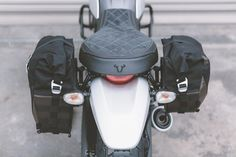 Ducati Scrambler - Legend Gear Pannier Set from SW-Motech > Legend Gear from SW-Motech